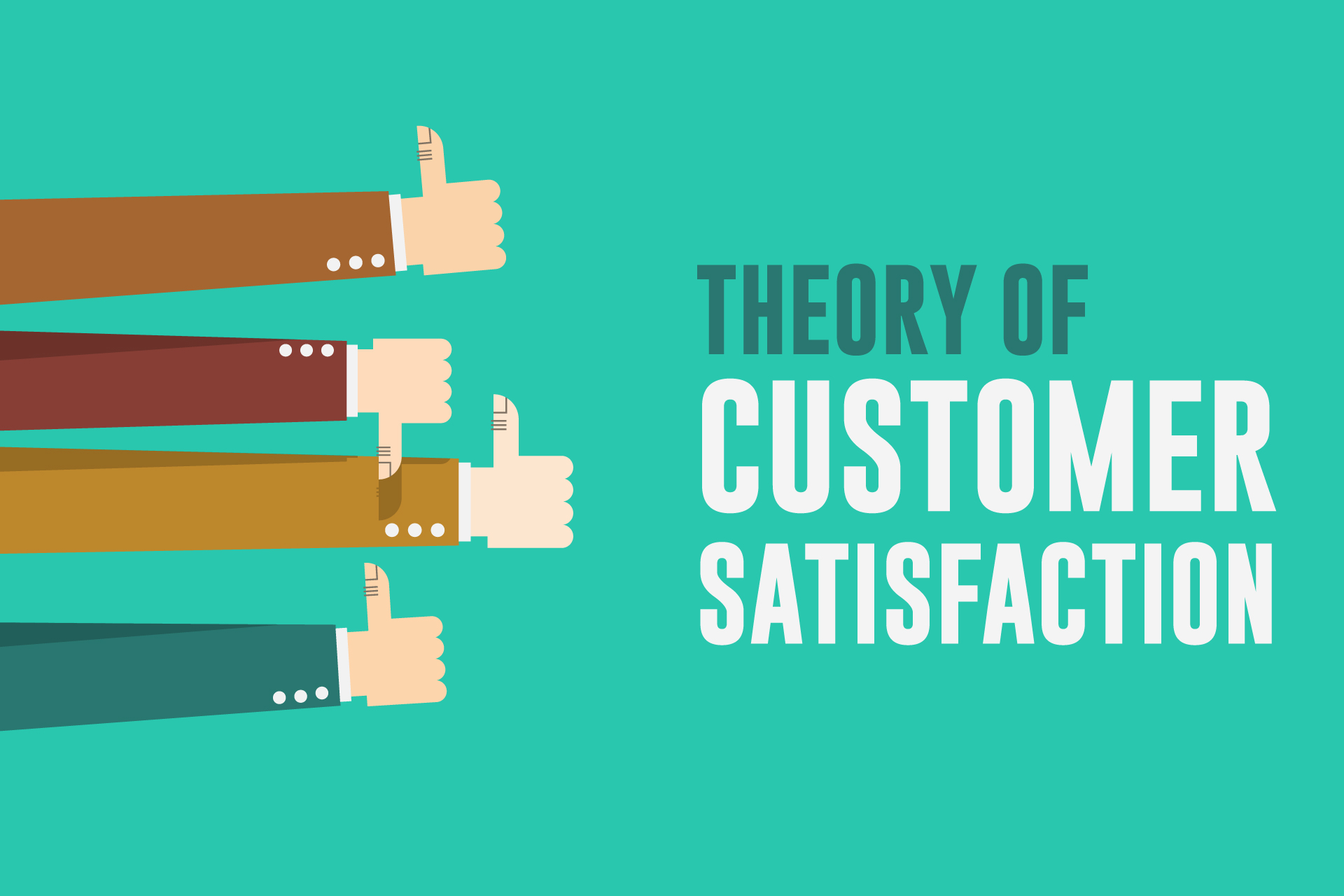 Theory of Customer Satisfaction