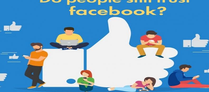Do people still trust Facebook?