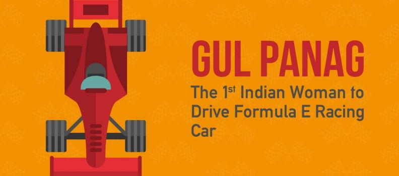 Gul Panag – The First Indian Woman to Drive Formula E Racing Car