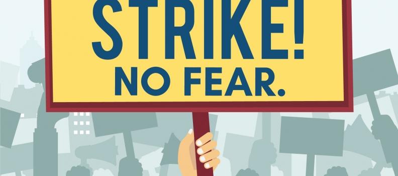 Strike! No Fear