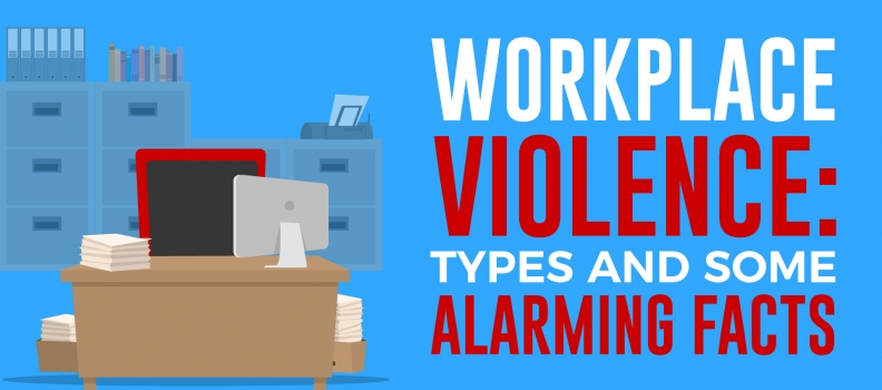 Workplace violence – Types of workplace violence and some alarming facts