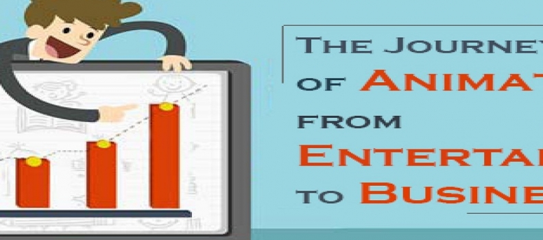 The Journey of Animation from Entertainment to Business