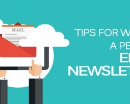 Tips for writing a perfect Email Newsletter